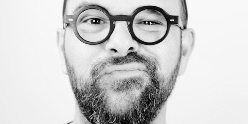 Portrait Jean-Philippe Douis - Fondateur / Designer NAONED eyewear